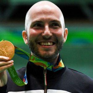 Rio 2016, Campriani è ancora d'oro