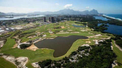 Rio 2016, nel golf è doppietta europea