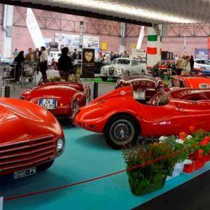 Modena Motor Gallery e i 90 anni di Maserati
