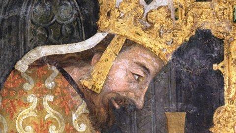 Monza, Carlo V imperatore dopo 700 anni