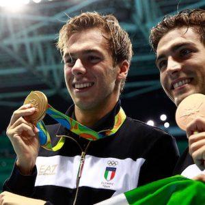 Rio 2016, l'oro di Paltrinieri cancella la delusione della Pellegrini