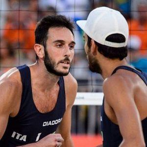 Rio, solo argento per il beach volley azzurro