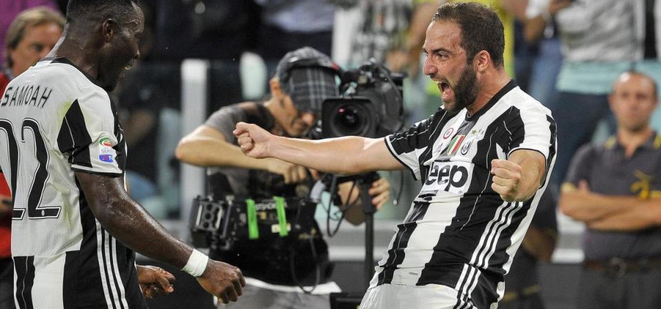 La Juve vince anche il derby col Toro (1 a 3): doppietta di Higuain