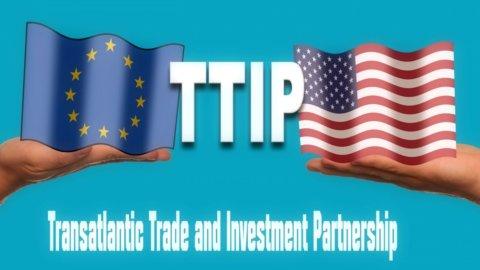 Ttip: la Francia chiude, l'Italia spera