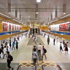 La metro di Taipei è calabrese