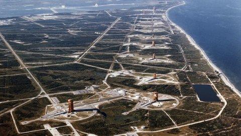 Usa: esplosione a Cape Canaveral