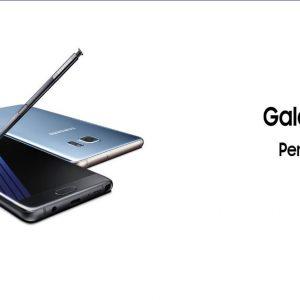 Galaxy Note 7: richiamo mondiale di Samsung