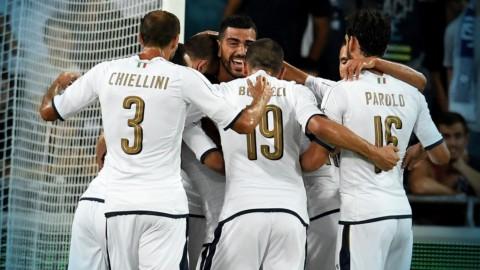 Italia batte Israele 3-1, ma che fatica