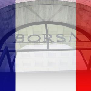 Borsa euforica con Macron. Euro su, spread giù
