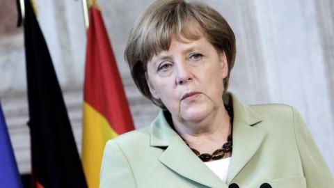 Merkel per un'Europa a più velocità
