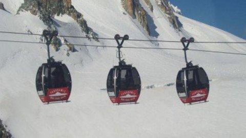Monte Bianco: tutti in salvo i turisti