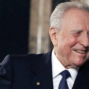 E' morto Ciampi: ha portato l'Italia in Europa e riscoperto l'orgoglio nazionale