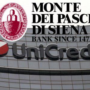 Mps e Unicredit in cerca di riscatto