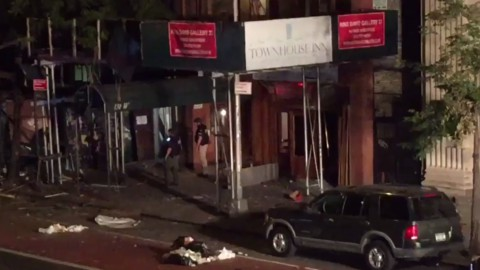 Paura a New York: esplosione, 29 feriti
