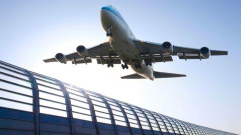Aeroporti, stop a Schengen: disagi in vista