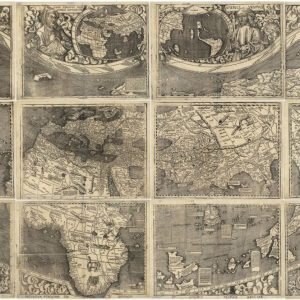 La mappa di  Waldseemüller, certificato di nascita dell'America