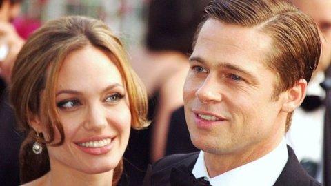 Brad Pitt e Angelina Jolie divorziano