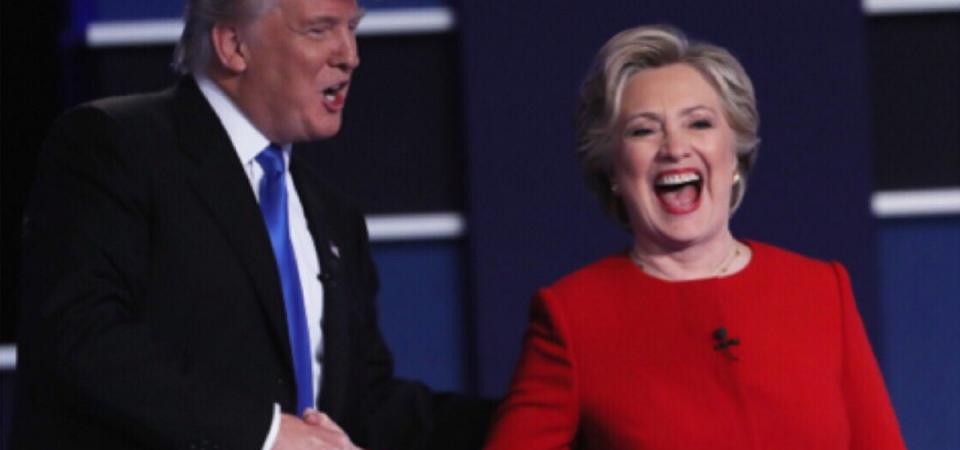 Hillary vince duello tv: 52% contro 39% Trump