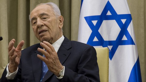 Israele dice addio a Shimon Peres