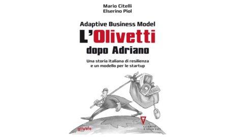 """""""L'Olivetti dopo Adriano"""", un nuovo libro di Citelli e Piol"""