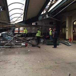 Usa, New Jersey: treno deraglia, 100 feriti