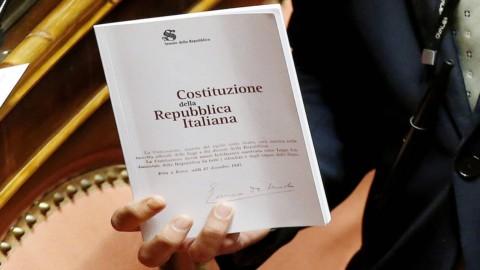 Referendum: in gioco c'è la credibilità internazionale dell'Italia