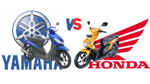 Honda-Yamaha: alleanza negli scooter per i due rivali storici