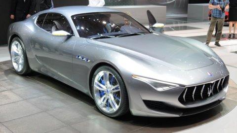 Fca: Maserati in utile per 47 milioni nel 2016, vendite +44%