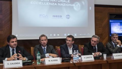 Più metano nel motore: ecco l'accordo tra Fca, Iveco e Snam