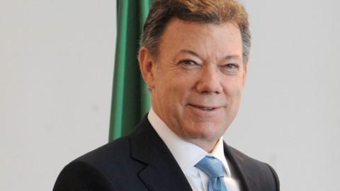 Nobel per la Pace al colombiano Santos