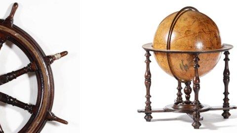 Le aste autunnali di Cambi: oggetti preziosi  e maioliche