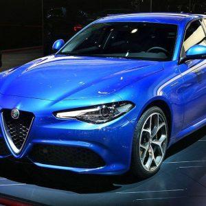 L'Alfa Giulia si colloca subito al top della sicurezza