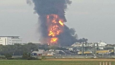 Germania: 2 esplosioni in impianti Basf