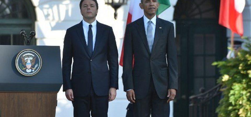 """Obama: """"Tifo per Renzi, il Sì al referendum aiuterebbe l'Italia"""""""