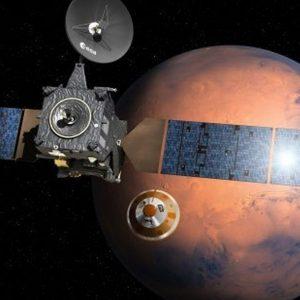 Schiaparelli schiantata su Marte (VIDEO)
