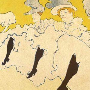 Grande mostra a Torino: Toulouse Lautrec, La Belle Époque