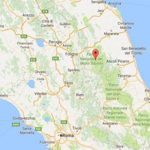 Terremoto, forte scossa in Molise ma niente danni