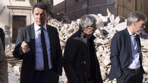 Terremoto: nessuna tendopoli per gli sfollati