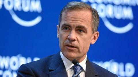 Banca d'Inghilterra: il Governatore rimarrà fino al 2019