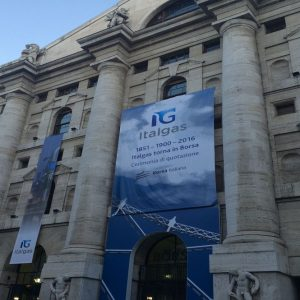 Italgas torna in Borsa dopo 13 anni (VIDEO)