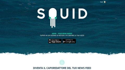 FIRSTonline da oggi su Squid, la piattaforma delle news per smartphone