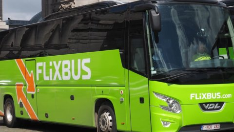 Flixbus: +70% di clienti in Italia