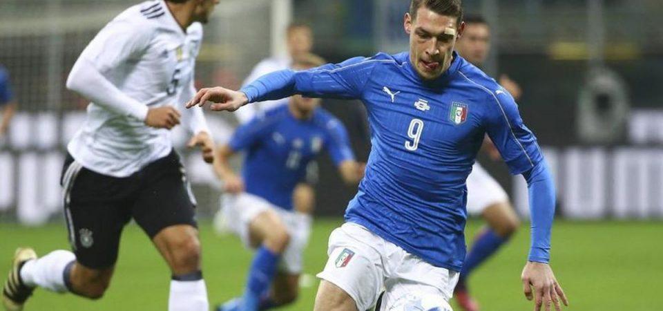 Italia-Germania 0-0: super Belotti non basta
