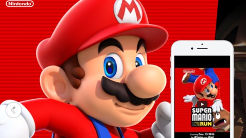 Super Mario Run sbarca su iPhone e iPad