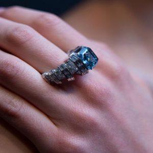 Diamanti da 18 milioni $, record a Ginevra