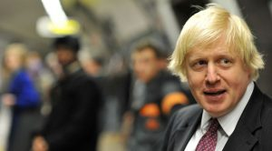 Boris Johnson ministro degli esteri Uk