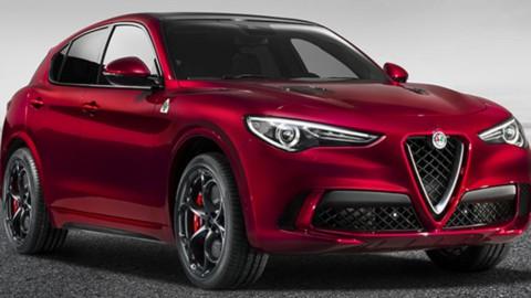 Alfa Romeo svela il suv Stelvio e  Fca rilancia Pomigliano