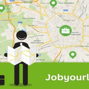 Trovare lavoro vicino casa: l'app Jobyourlife per iOS e Android