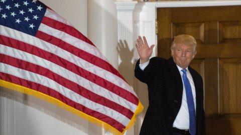 Trump: una squadra di miliardari per tagliare le tasse