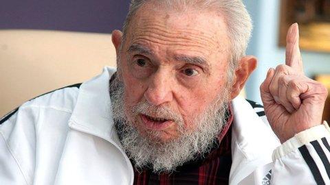 Morto Fidel Castro, Cuba in lutto